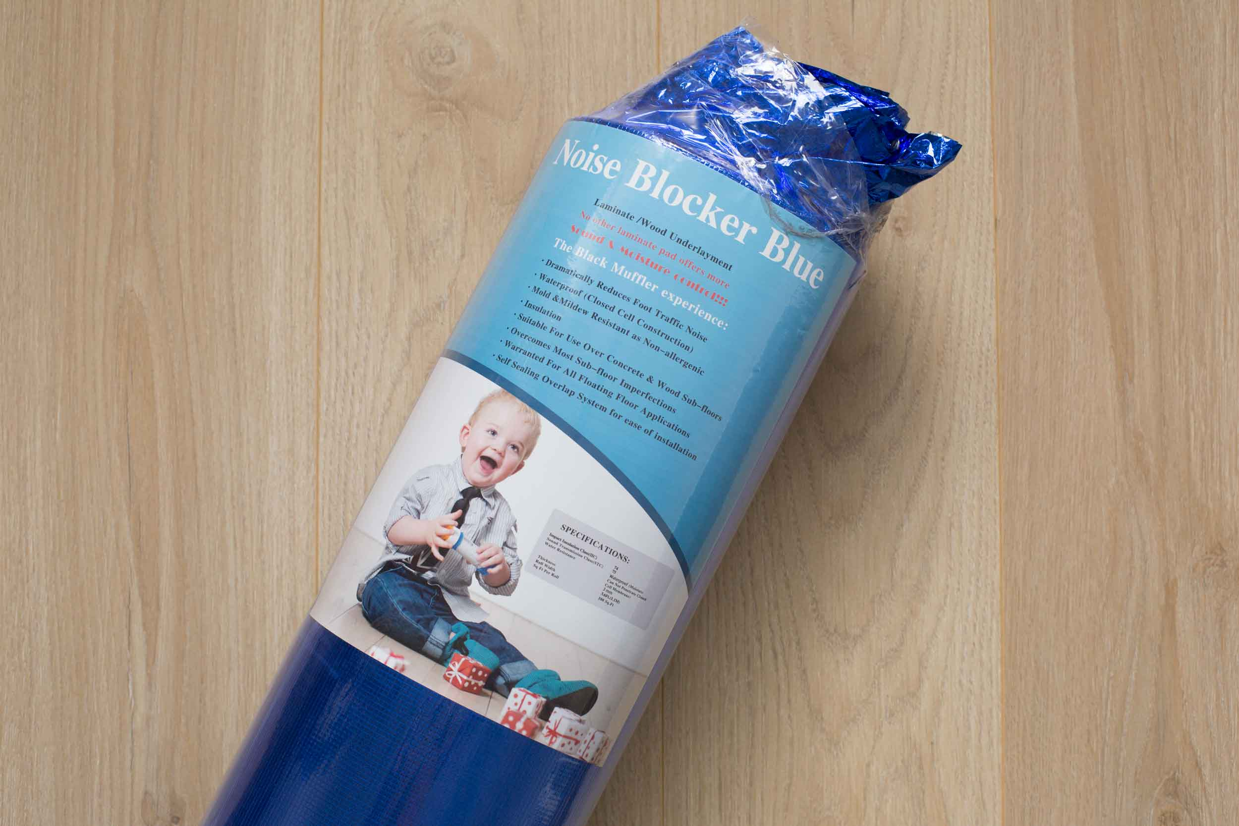 Noise Blocker Blue